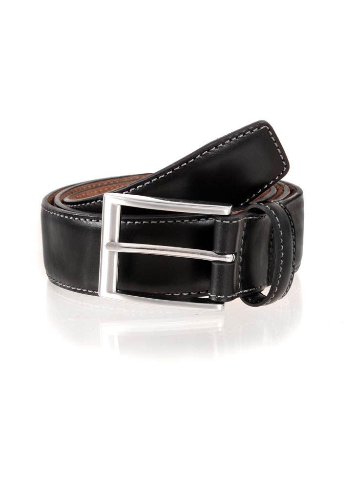 Dents Full Grain Leather Belt-0