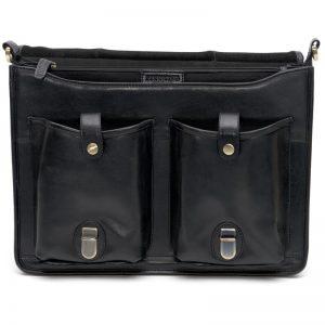 Herring Aldgate Leather Briefcase Bag-339
