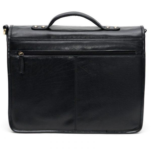 Herring Aldgate Leather Briefcase Bag-341