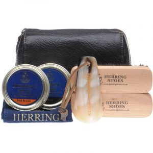 Herring Rhinefield Shoe Care Kit-0
