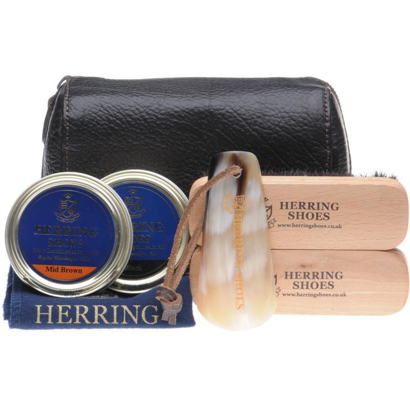 Herring Rhinefield Shoe Care Kit-0