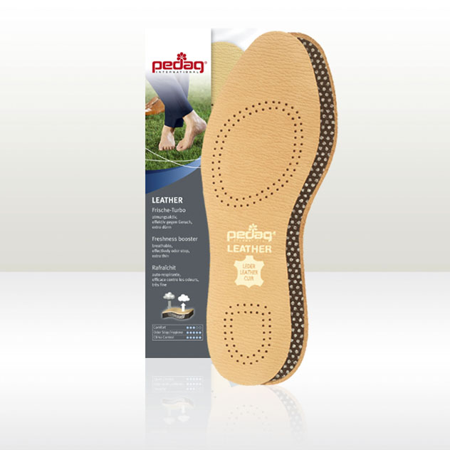 Pedag Leather Insoles-0