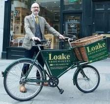 Loake chooses Edinburgh and The Brogue Trader in key UK Retail Strategy