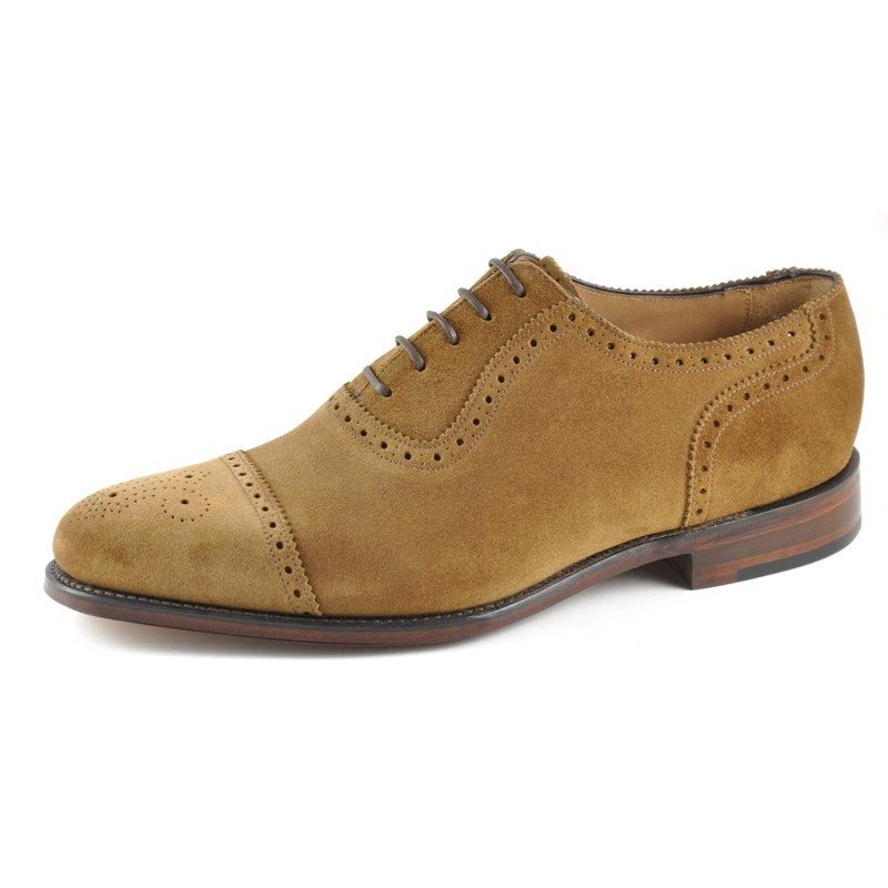 Loake Strand Suede