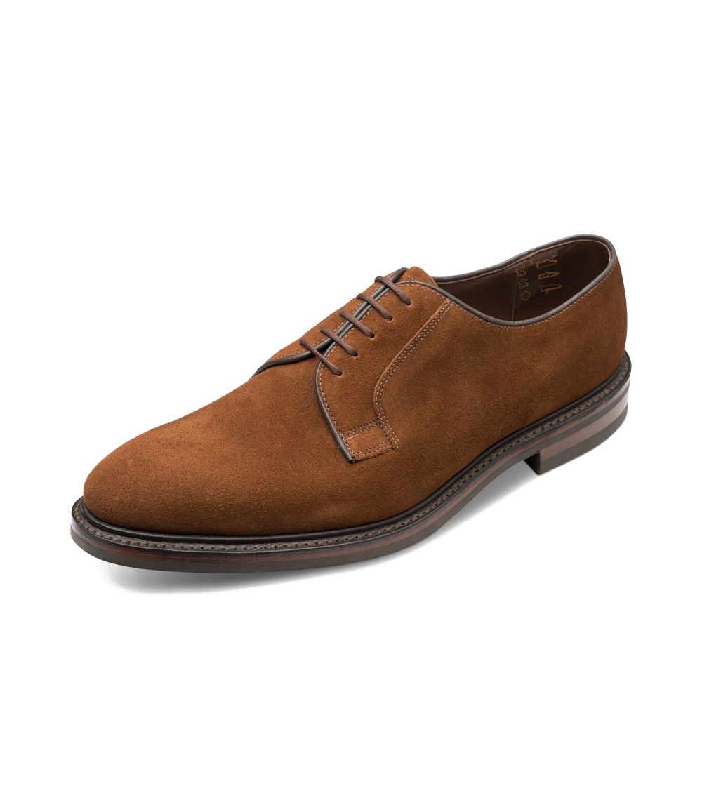 Loake Troon Suede