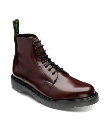 Loake Niro Men's Boots Burgundy
